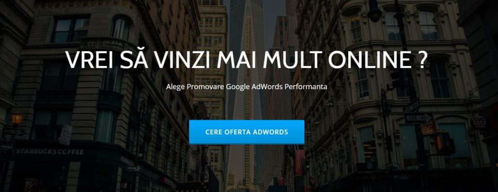 Servicii Google AdWords Campanii Eficiente