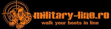 military line military shop bucuresti