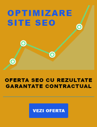 oferta optimizare seo
